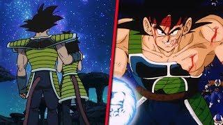 Dragon Ball Super Broly VS Bardock: The Father of Goku COMPARISON