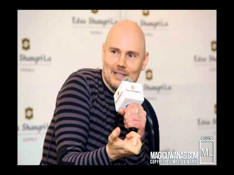 Billy Corgan 2012 Interview on 102.7 WEQX on the Band's Musical Legacy and the Music Business