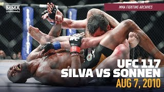MMA Fighting Archives: Anderson Silva Beats Chael Sonnen at UFC 117