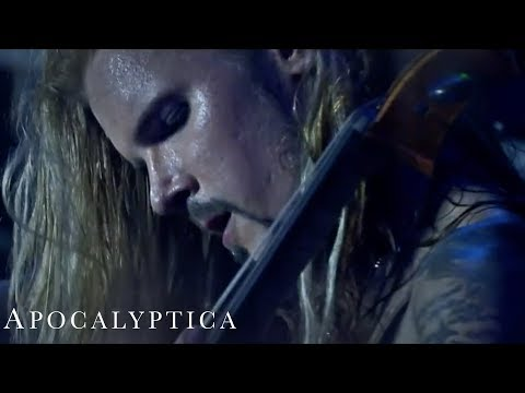 Apocalyptica - Stormy Wagner (official Live Video Clip) video