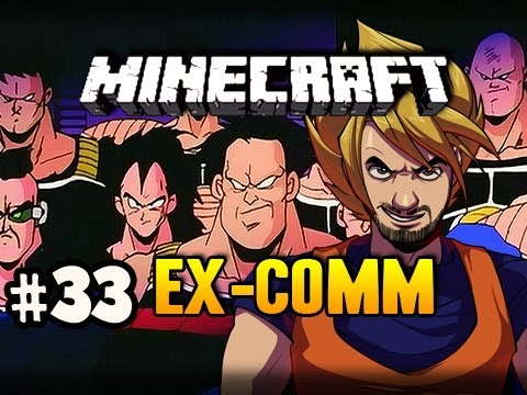 Planet Vegeta - Minecraft: Ex-comm Dragon Ball Z Mod W nova, Ssohpkc & Slyfox Ep.33 video