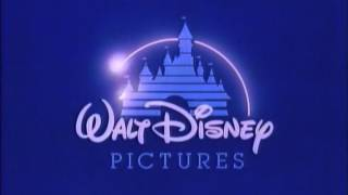 Walt Disney Pictures logo (1990-2006)