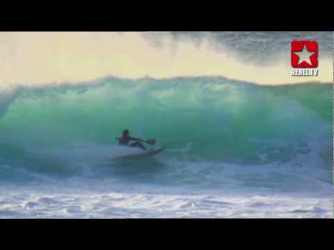 Gnaraloo - First Surfing Red Bluff