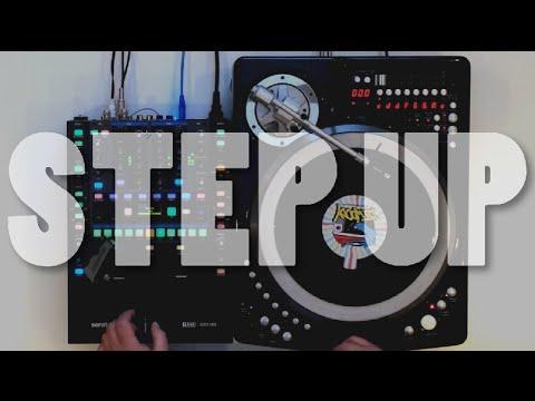 'Step Up' - DJ Woody (Turntable Jazz)