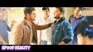 Gully Boy || Movie Spoof || Ranveer Sing || MC Sher || Rap Battle Scene || Spoof Reality