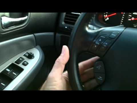 5303 - 2005 Honda Accord V6 Hybrid Navigation EXL Gray 47k