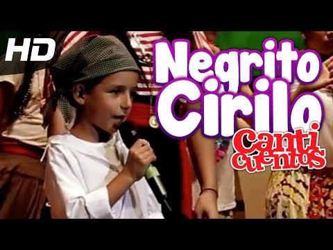 Musicreando Presenta Canticuentos El Negrito Cirilo Capitulo 10