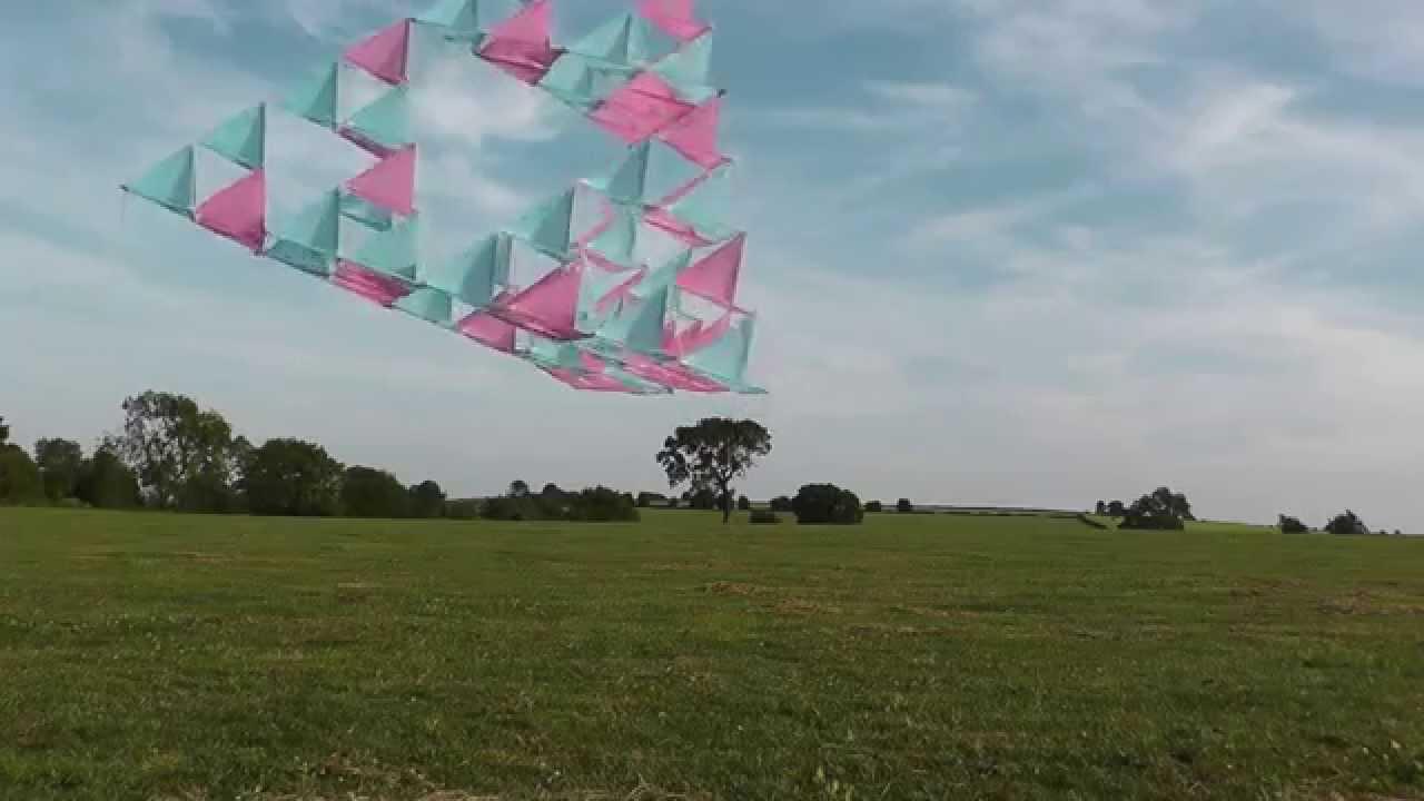 Building Tetrahedral Kites Activity Teachengineering