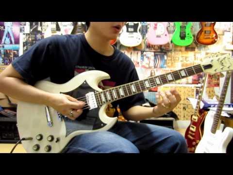 Guitar Lessonแบบฝึกหัดการโซโล่ปั่นกีตาร์