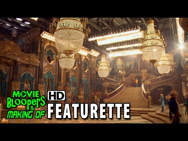 Cinderella (2015) Featurette - Craft