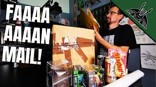 HE SENT ME WHAT?!? Fan Mail