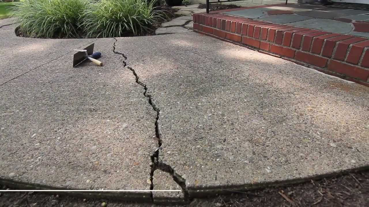 Diy Concrete Repair By Mighty Mortar Mightymortar Com