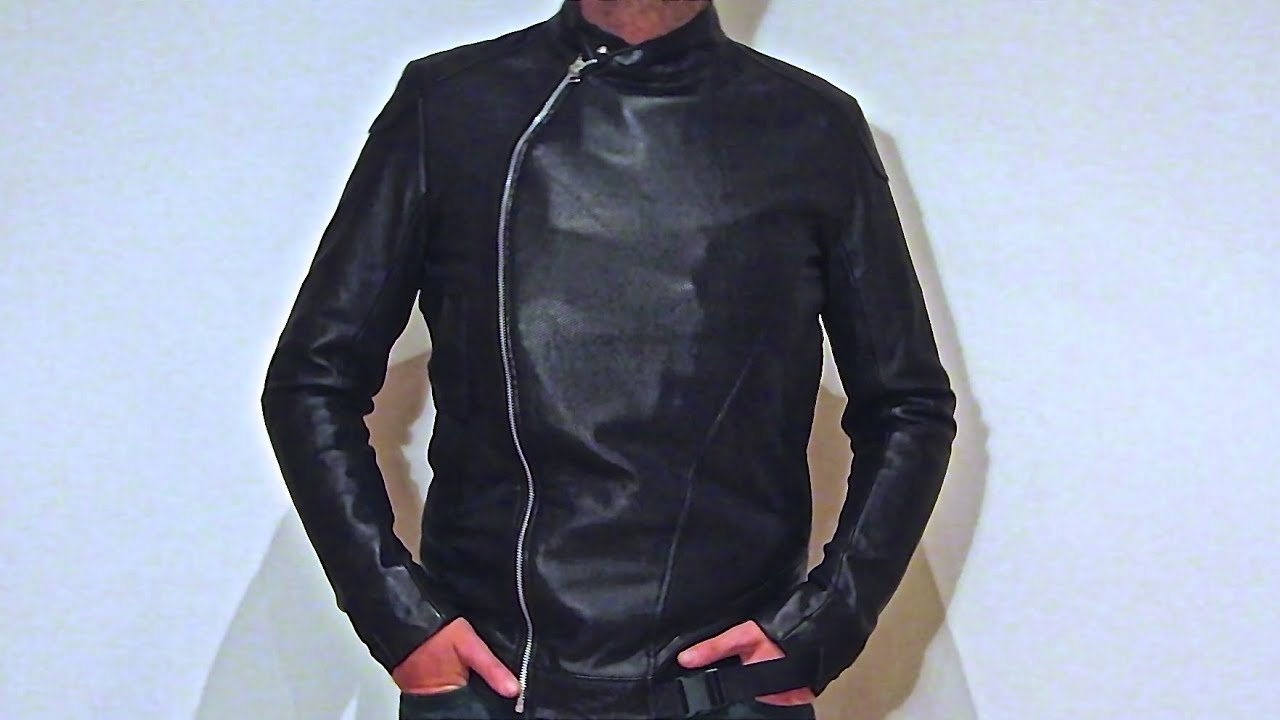 adidas slvr leather fencing jacket review youtube