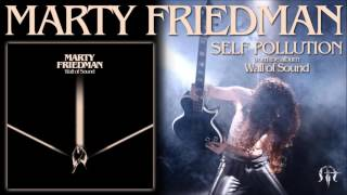 MARTY FRIEDMAN - Self Pollution (audio)