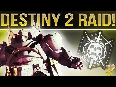 "Destiny 2 News! CRYPTIC RAID TEASER!  (""Raid Number 5"")"