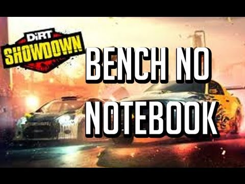 Notebook Dirt em FULL HD High LISO