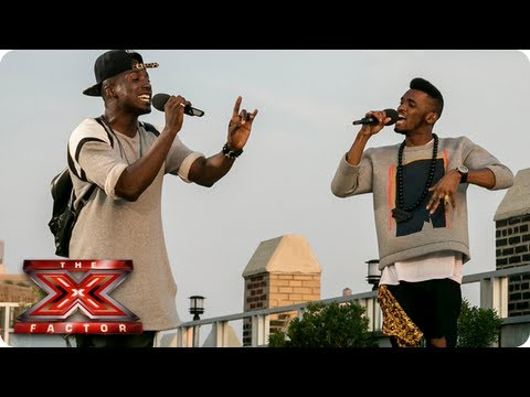 Rough Copy Sing If I Were Your Boyfriend By Justin Bieber -- Judges Houses -- The X Factor 2013 video