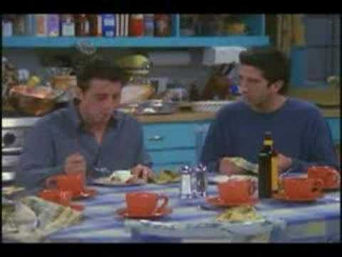 FRIENDS-David Schwimmer-Bloopers