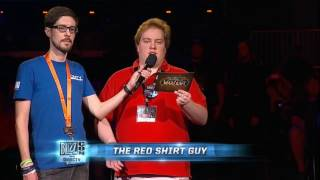 Red Shirt Guy Blizzcon 2010 - 2016 and his NPC Location