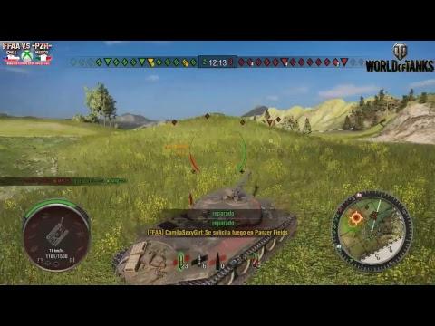 Noche de Viernes World of Tanks XboX ONE - Clan (FFAA) Español