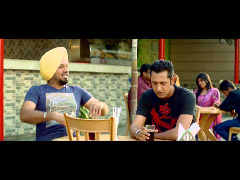 Punjabi Comedy | Carry On Jatta | Jass And Honey Talking On How To Tackle Mahie video