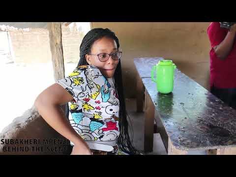 Subalkheri Mpenzi Behind the scene video - Part 1