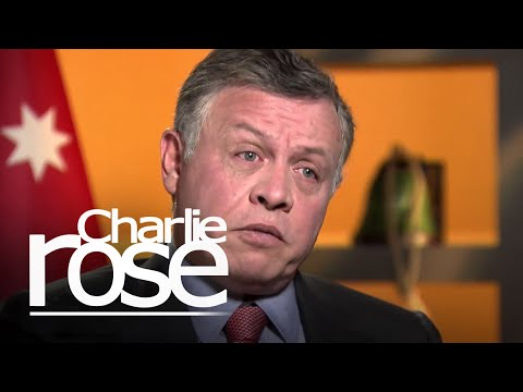 Jordan's King Abdullah on the Israel-Palestinian Issue (Dec. 5, 2014) | Charlie Rose