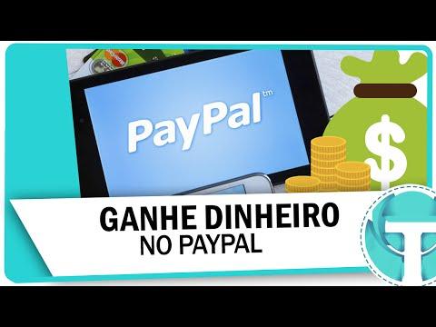 Como ganhar dinheiro no paypal usando o android