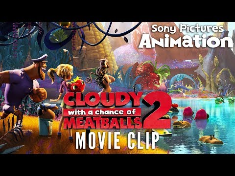 Cloudy With A Chance Of Meatballs 2 - 10 Minutes Exclusive