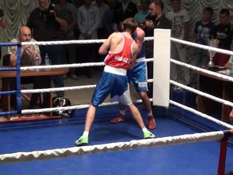 Бокс(любители). Александр Исатенко vs Арсен Кабисов 60кг