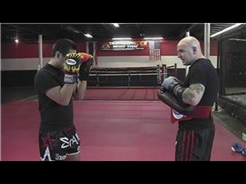 Kickboxing Training : Basic Kickboxing Techniques Image 1