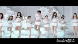 【HD REMIX 리믹스】SNSD (소녀시대) - Chocolate Love (초콜릿 러브)  (club remix)