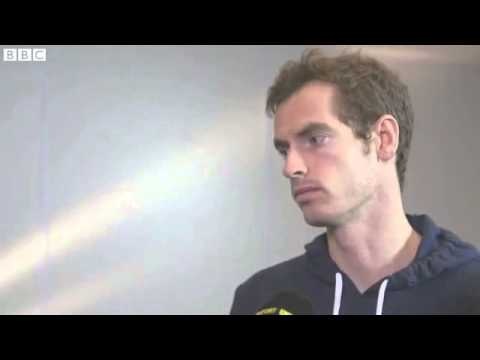 Copy of Andy Murray looks forward to Roger Federer match at ATP Tour Finals