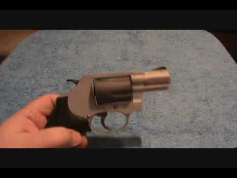 How to check the condition of a used revolver Video