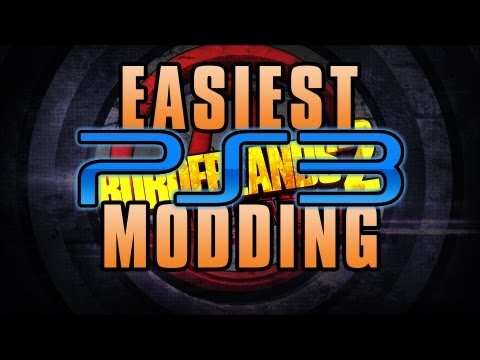 Borderlands 2 - Easiest Way to Mod PS3 Saves