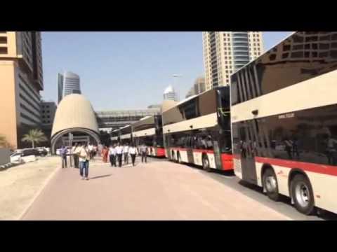 Shuttle service from Internet City Metro station in Dubai