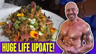 Vegan Fat Loss Full Day Of Eating Vlog