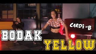 "download lagu ""bodak Yellow"" - Cardi B Dance  Fally Van gratis"
