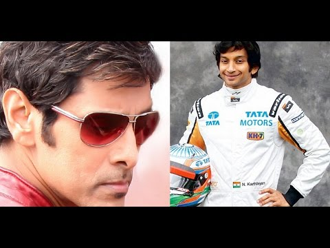 Narain Karthikeyan  Joins with Vikram in  Pathu Enrathukulla