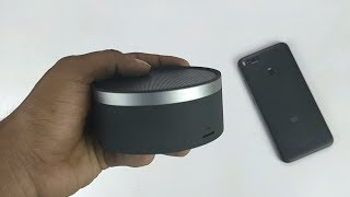 Bluetooth Speaker | Unboxing & Review