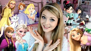 DISNEY IMPRESSIONS!! Singing and Speaking (ALL THE DISNEY GIRLS!!)