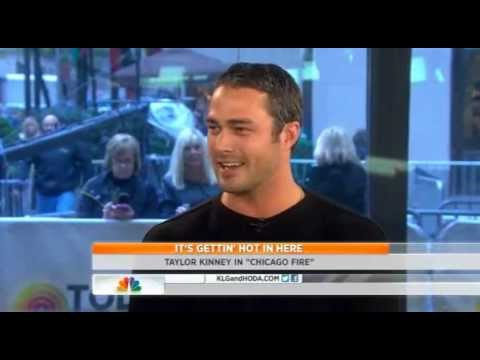 Taylor Kinney Talking About Dating Lady Gaga video