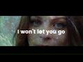 Julia Bergwall - Wont Let You Go (Lyric Video)