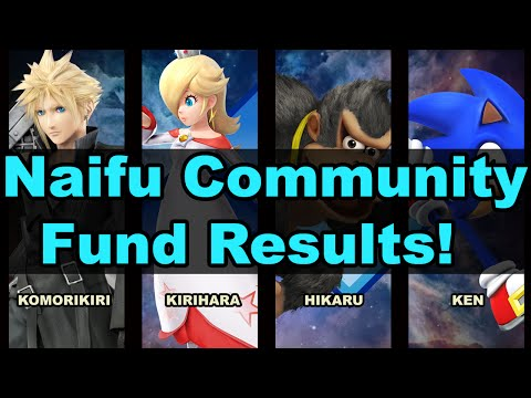 Naifu Community Fund Final Results