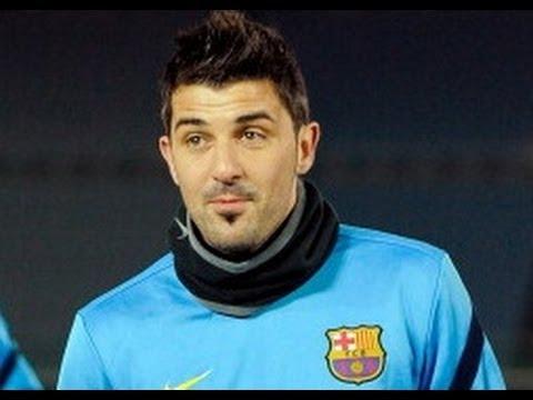 Villa David on Spanish Striker David Villa To Miss Euro 2012   Worldnews Com