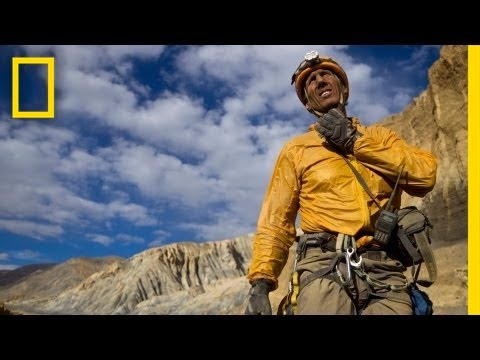 National Geographic Live! - Sky Caves of Nepal, Part 1: The Climber