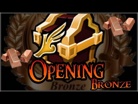 Arcane Legends - Opening [Bronze Elite Runners Chest] !!