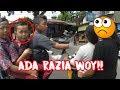 Ngerjain Kids Jaman Now yang ga pake helm , Ada razia woy!!