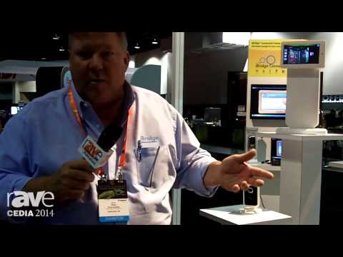 CEDIA 2014: iBridge Connected Home Details their Video Panel Solution