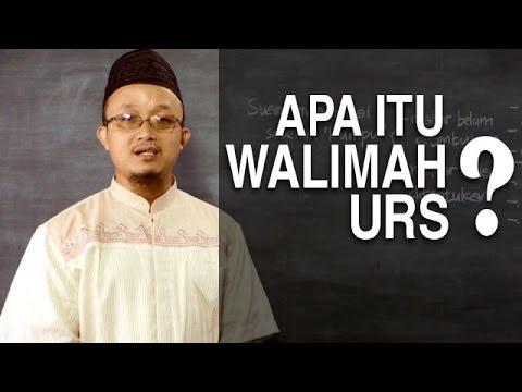 Serial Fikih Keluarga (27): Pengertian Walimah Urs - Ustadz Aris Munandar